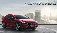 ใหม่ New Mazda 3 Sedan and Hatchback 2018 รีวิว มาสด้า 3 ซีดาน และ แฮชแบค ราคา ตารางผ่อน-ดาวน์