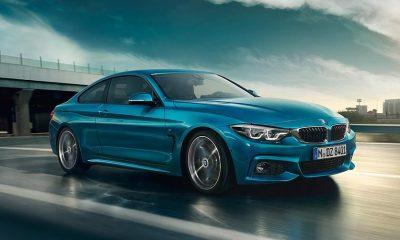 ใหม่ BMW 4 Series Coupe 2018 บีเอ็มดับเบิลยู ซีรี่ส์ 4 คูเป้ รีวิว ราคา ตาราง ผ่อน-ดาวน์
