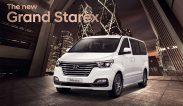 ใหม่ Hyundai Grand Starex 2018 ฮุนได แกรนด์ สตาร์เร็กซ์ รีวิว ราคา ตารางผ่อน-ดาวน์ รถตู้