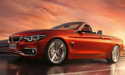 ใหม่ BMW 4 Series Convertible 2018 บีเอ็มดับเบิลยู ซีรี่ส์ 4 คอนเวิร์ททิเบิล ราคา ตารางผ่อน-ดาวน์