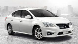 ใหม่ New Nissan Sylphy 2018-2019 รีวิว นิสสัน ซิลฟี่ ราคา ตารางผ่อน-ดาวน์