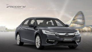 Honda Accord 2018 รีวิว ฮอนด้า แอคคอร์ด ราคา ตารางผ่อน-ดาวน์