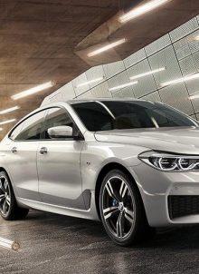 ใหม่ New BMW 6 Series Gran Turismo 2018-2019 บีเอ็มดับเบิลยู ซีรีส์ 6 แกรน ทัวริสโม ราคา ตารางผ่อน-ดาวน์