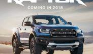 ใหม่ Ford Ranger Raptor 2018 ฟอร์ด เรนเจอร์ แร็พเตอร์ รีวิว รถกระบะออฟโรด
