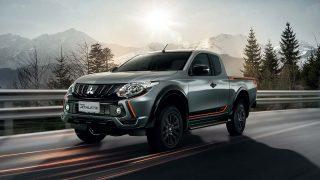 ใหม่ Mitsubishi Triton Athlete 2018 มิตซูบิชิ ไทรทัน แอทลีท ราคา ตารางผ่อน-ดาวน์ รถกระบะ