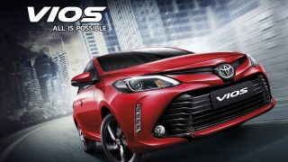 ใหม่ New Toyota Vios 2018-2019 รีวิว โตโยต้า วีออส ราคา ตารางผ่อน-ดาวน์