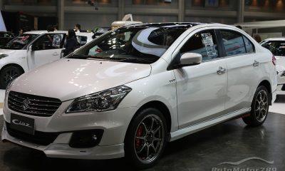 ใหม่ New Suzuki Ciaz 2019 รีวิว ซูซูกิ เซียส อาร์เอส ราคา ตารางผ่อน-ดาวน์ รถยนต์ซีดาน
