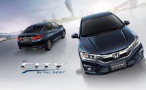 ใหม่ All New Honda City 2018-2019 ฮอนด้า ซิตี้ ราคา ตารางผ่อน-ดาวน์ รถยนต์ซีดาน