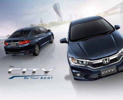 ใหม่ All New Honda City 2018 ฮอนด้า ซิตี้ ราคา ตารางผ่อน-ดาวน์ รถยนต์ซีดาน