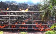 คลิปเด็ด! ภูเขาไฟคิลาเวปะทุหนัก ลาวาทะลัก ทำลายบ้านเรือนในฮาวาย
