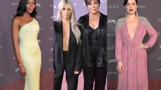'Kim Kardashian' , 'Naomi Campbell' และคนดังมากมาย ร่วมงาน LACMA Art+Film Gala 2017 !!
