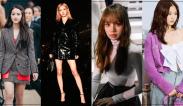 4 ลุค ของ 4 สาว BLACKPINK กับการนั่งฟรอนโรว์ ในงาน London - Paris Fashion Week Spring 2020 !!