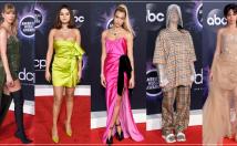 แฟชั่นพรมแดง ในงานประกาศรางวัล American Music Awards 2019 ครั้งที่ 47 !