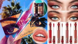 """Charlotte Tilbury"" ปล่อยอายแชโดว์พาเลท 'The Icon Palette' และลิปกลอส 'Latex Love Lip Gloss' สีสันสวยงาม น่าใช้มากกก !"