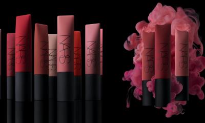 Nars เตรียมปล่อยลิปใหม่ Air Matte Lip Color เนื้อซอฟท์แมทต์ บางเบาดุจอากาศ ทั้งหมด 10 เฉดสี
