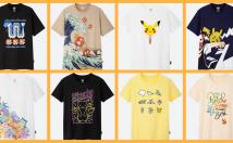 """""""Uniqlo UT"""" เตรียมปล่อยเสื้อยืดกราฟฟิค ลวดลาย Pokémon วางจำหน่ายเดือนหน้า !"""