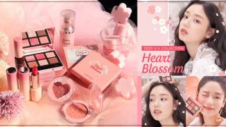 Etude House ปล่อยคอลเล็กชั่นใหม่ Heart Blossom เมคอัพประจำฤดูใบไม้ร่วง-ฤดูร้อน 2020