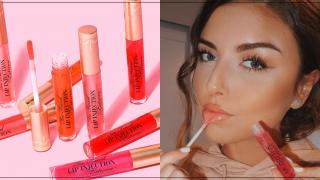 Lip Injection Extreme Lip Plumper ลิปกลอส ช่วยให้ริมฝีปากอิ่มฟู 5 เฉดสี จาก Too Faced