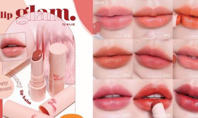4U2 Lip Glam ลิปเนื้อบาล์ม สีสวย ปากฉ่ำ ทั้งหมด 9 เฉดสี
