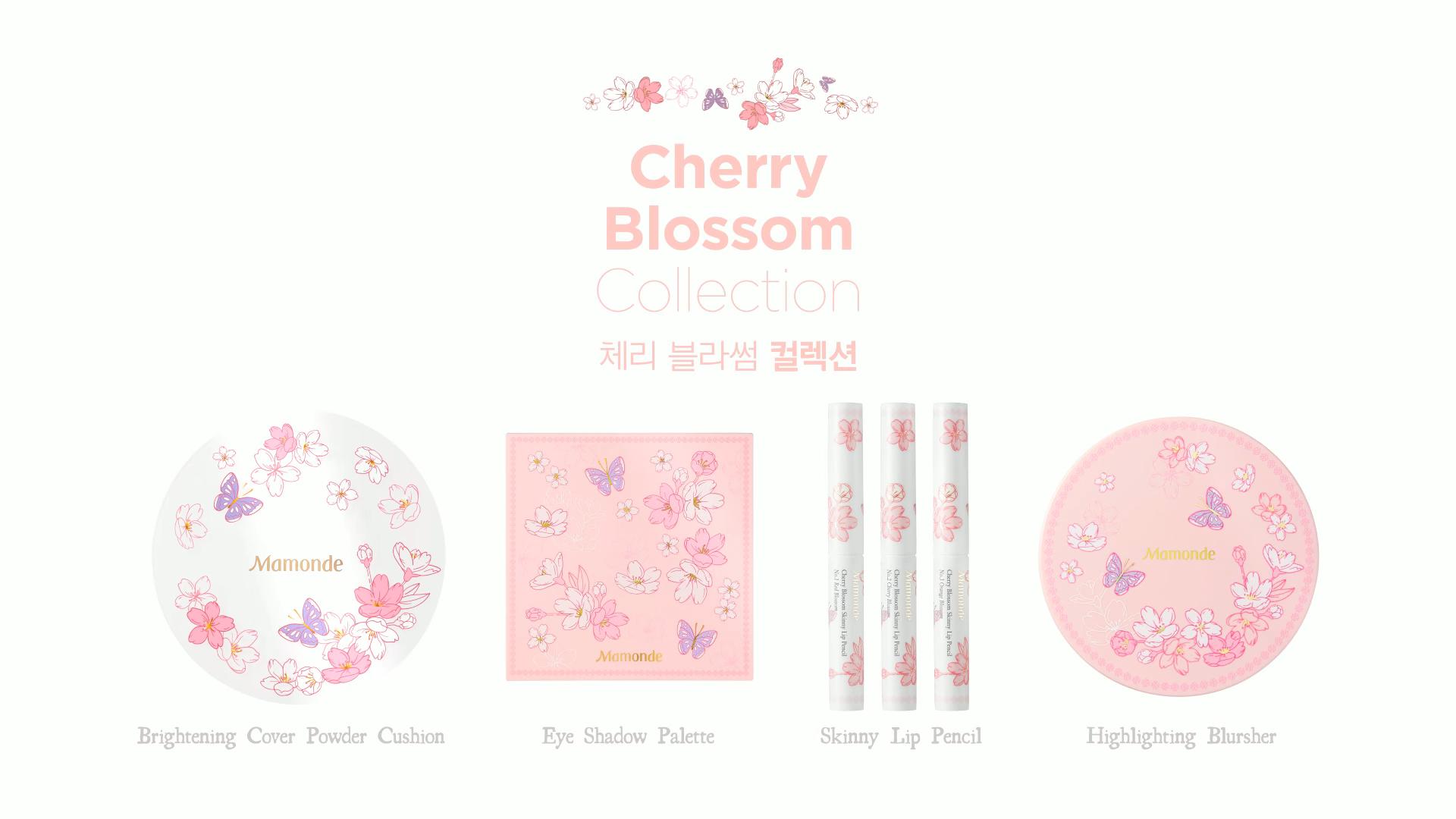 �ล�าร���หารู��า�สำหรั� mamonde cherry blossom highlighting blush