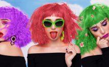 """""""Unicorn Hair"""" ผลิตภัณฑ์เปลี่ยนสีผมใหม่ จากแบรนด์ 'Lime Crime'"""