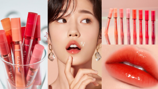 Etude New Glass Rouge Tint ลิปทินท์กลอสใหม่ จากอีทูดี้ ริมฝีปากฉ่ำแวว สีสันสดใส ทั้งหมด 8 เฉดสี