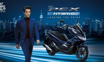 ใหม่ Honda PCX Hybrid 2018 ฮอนด้า พีซีเอ็ก ไฮบริด ราคา ตารางผ่อน-ดาวน์