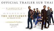 """ตัวอย่างภาพยนตร์ เรื่อง """"The Gentlemen (2020) สุภาพบุรุษมาหากัญ"""" ข้อมูลหนัง เรื่องย่อหนัง ตัวอย่างหนังซับไทย"""