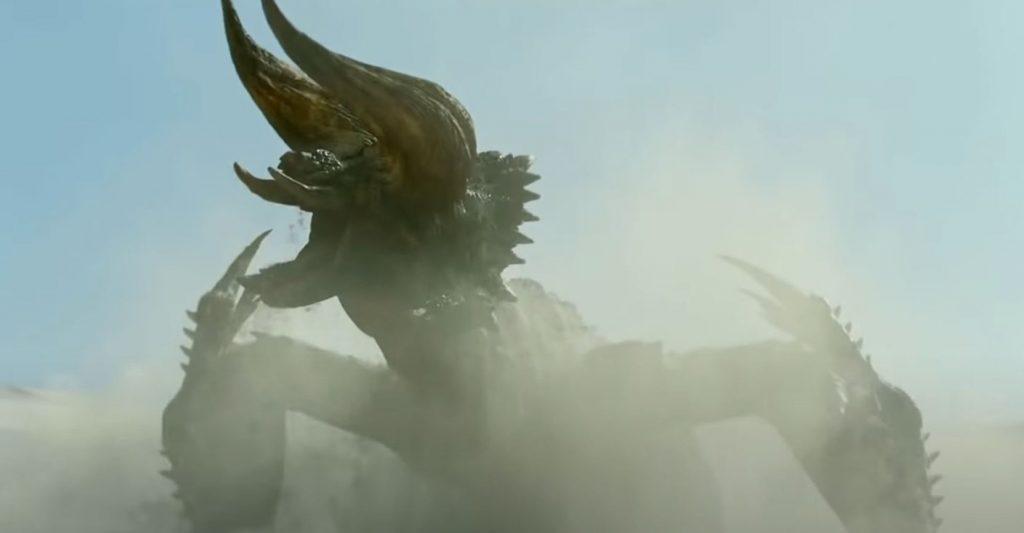 """ตัวอย่างภาพยนตร์ เรื่อง """"Monster Hunter (2020) มอนสเตอร์ ฮันเตอร์""""  ตัวอย่างหนังใหม่ซับไทย เรื่องย่อหนัง – ZaWebsite"""