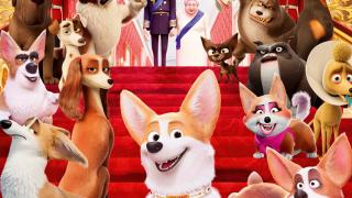 """ตัวอย่างภาพยนตร์แอนิเมชั่น เรื่อง """"The Queen's Corgi (2019) จุ้นสี่ขา หมาเจ้านาย"""" ข้อมูลหนัง เรื่องย่อหนัง"""